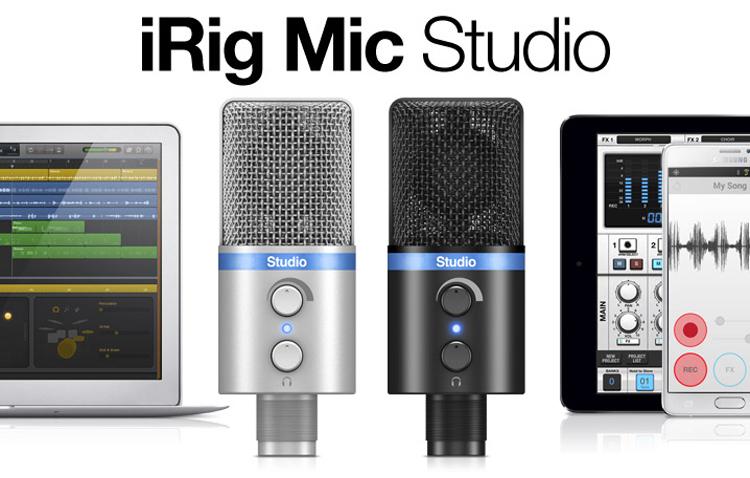 iRigMic Studio